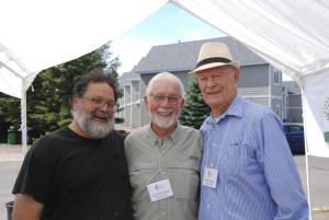 Bruce, Jack & John
